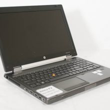 hp elitebook 8570W i7 QM